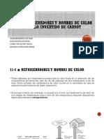 11-1 ■ REFRIGERADORES Y BOMBAS DE CALOR