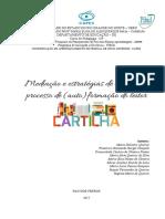 Cartilha Pedagógica - Estratégias de Leitura _ Escola Patonato Alfredo Fernandes - Supervisora Dalvanir