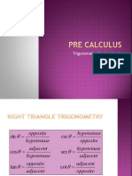 trig for any angle pp