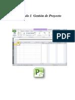 Modulo 1. Gestion de Proyectos
