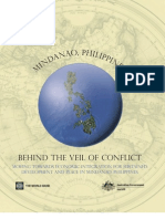 Behind the Veil of Conflict