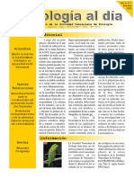 Boletín 7 Sociedad Ecológica