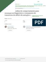 Leonardi, Rubano & Assis (2010) Subsidios Da AC Para TDAH -LIDO