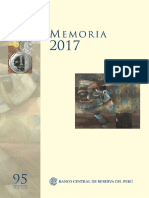 Memoria Bcrp 2017