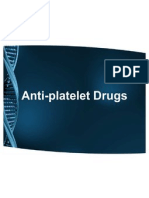 Anti Platelet Drugs