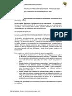 ORIENTACIONES PEDAGÓGICAS PARA LA IMPLEMENTACIÒN CURRICULAR 2017 sesion 4 .docx