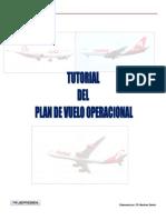 Plan de vuelo operacional