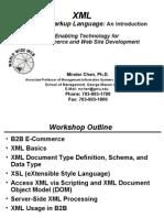 XML Overview2005 mcsd