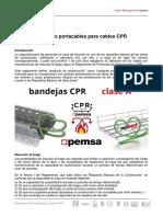 Rejiband y Cables Cpr 1