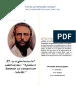 Aparicio Saravia un campesino rebelde