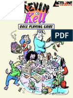 Action! Kevin and Kell RPG
