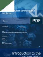 GE Global Innovation Barometer 2018