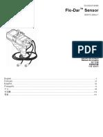Flo-dar Sensor Manual Us Row