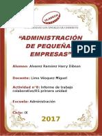 Actividad n°8 - ALVAREZ RAMIREZ HARRY