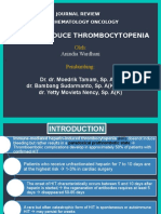 Heparin Induce Trombositopeni