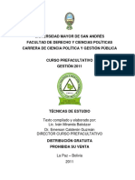 Técnicas de Estudio Cs.pol.