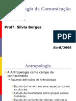 Antropologia Da Comunicação