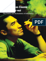 Sensuous Cinema of Wong Kar-wai - Bettinson, Gary;