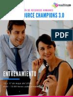 Documento HR Champions