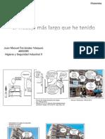 Historiera (El Trabajo Más Largo Que He Tenido) - Juan Manuel Fernandez