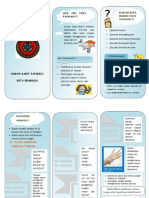 Leaflet Cuci Tangan RS Raflesia
