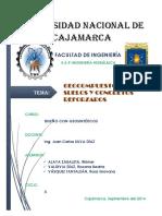 Informe de Geocompuestos de Suelos y Concretos Reforzados