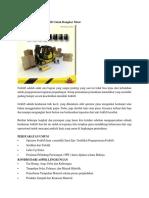 SOP Pengoperasian Forklift Untuk Bongkar Muat