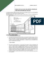 Evaluación Del Sistema de Drenaje Del Área Piloto de Drenaje Chacupe