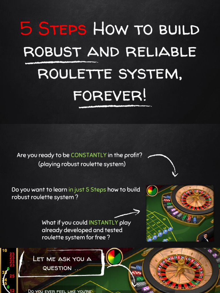 Roulette Patterns And Probability Calculations