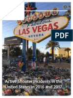 Active Shooter Incidents Us 2016 2017