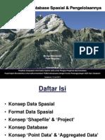 Slide 3_Karakteristik Database Spasial & Pengelolaannya_GIS-KPA_13Juli2017