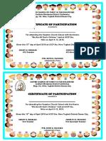 Vcs Certificate
