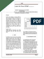 Informe Final IEEE Deco DTMF