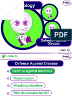 KS4 Defence Against Disease