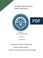 ADSP Assignment.pdf
