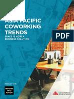 Coworking Top Trends