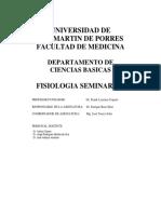 Guia de Seminario Fisiología USMP