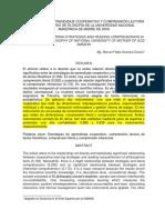 Artículo Científico (Unmsm 2015) Felipe Guevara