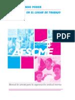Manual de Organizacion Sindical Afscme