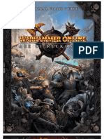 Warhammer Online Age of Reckoning Guide Prima ~c.m.~