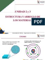 Cap 2 Estructura Atómica