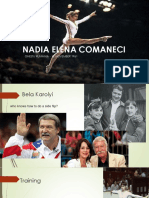 Nadia Elena Comaneci