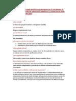 Efecto Del Agregado de Fósforo y Nitrógeno en El Crecimiento de Cultivos de Alfalfa en Rebrotes de Primavera