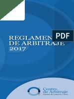 CAMARA DE COMERCIO DE LIMA - CENTRO DE ARBITRAJE REGLAMENTO.pdf