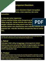 SAP 11 Ekologi-Biotik