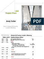 9 Feb Final Cutler - Facility Leaders Meeting 5 Feb