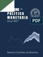 IPM Julio 2017