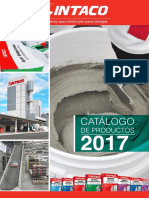 Catalogo Productos Intaco