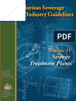 Malaysia Sewerage Industry Guideline Volume 4