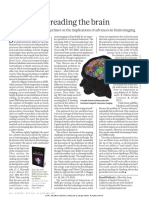The risks of reading the brain